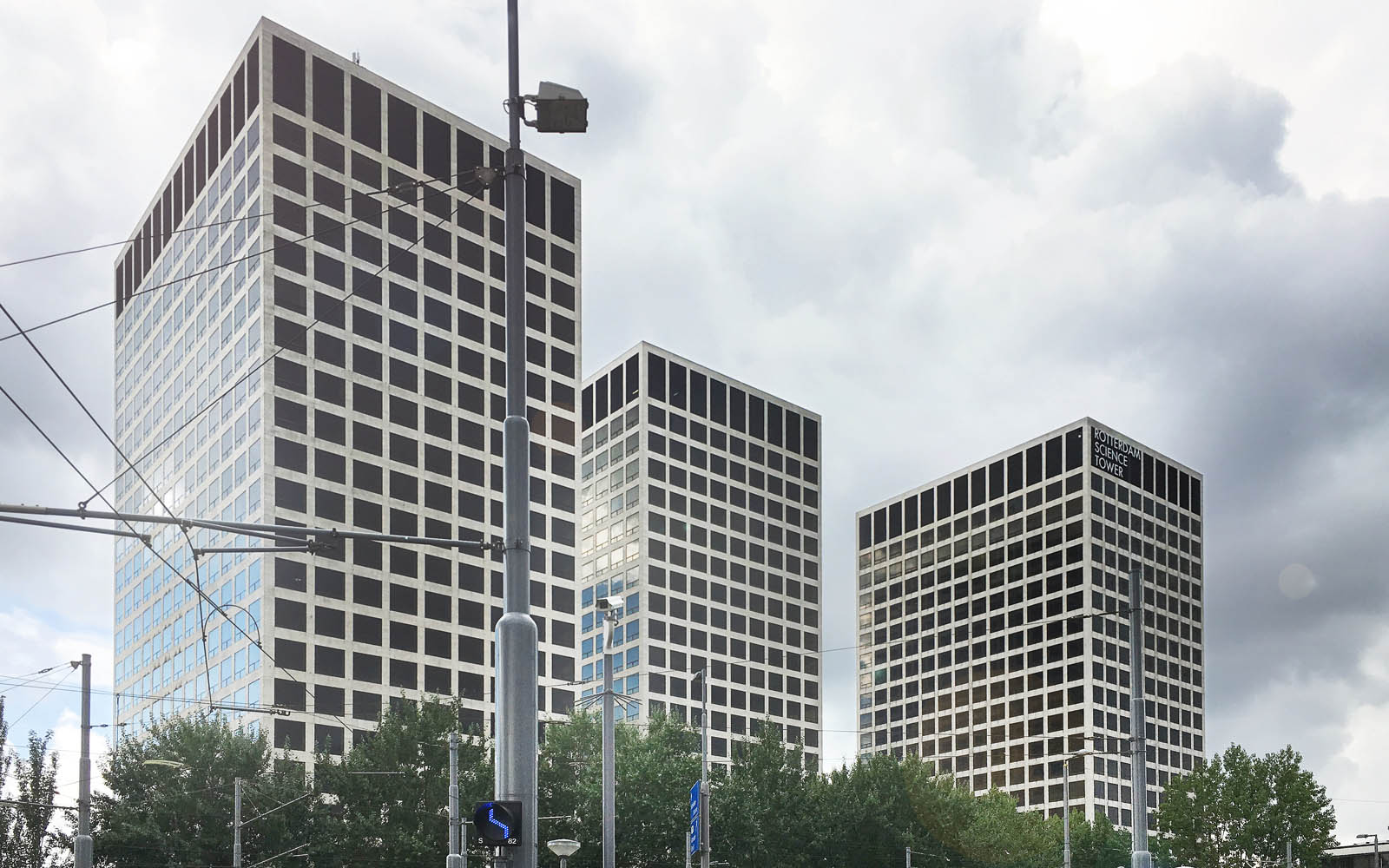 Europoint ll en lll / The Lee Towers