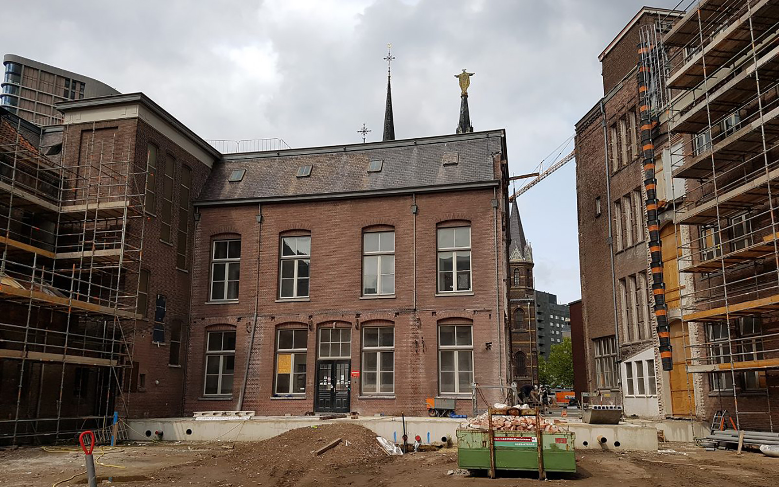 DomusDela bouw