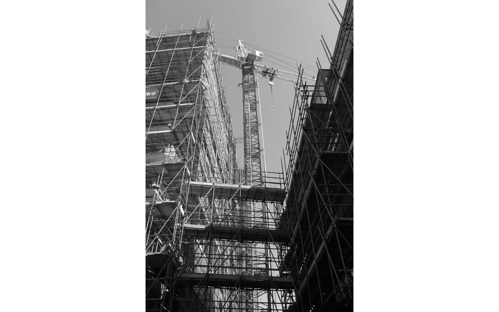 Picuskade bouw