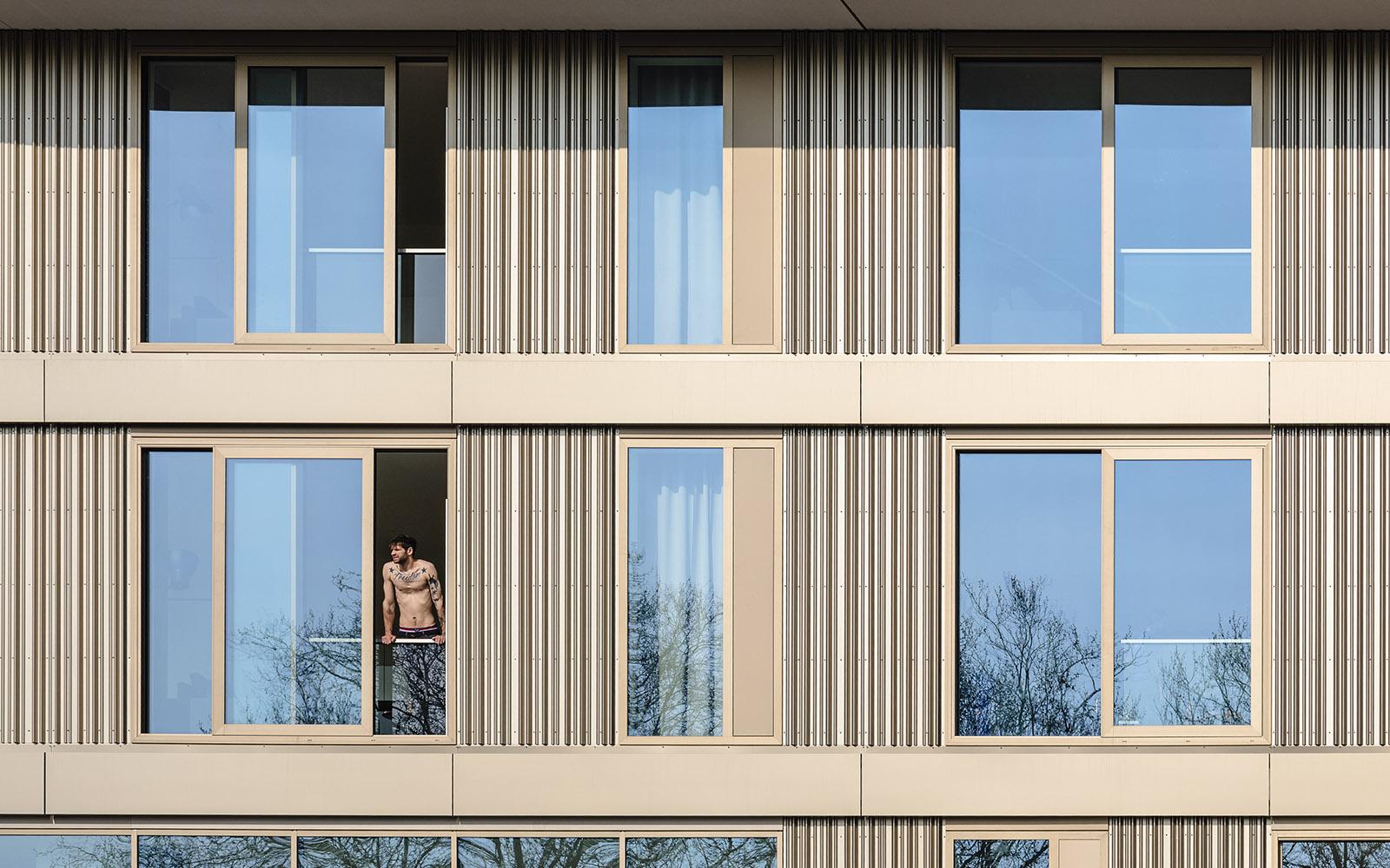 TD gebouw, fotograaf BasePhotography